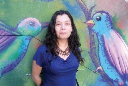 María Paz Aedo, gestora y coordinadora del Diplomado junto con Santiago Peredo y Lorna Lares.